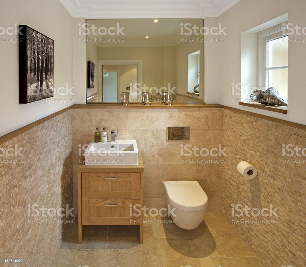 Luxus Toilette Zimmer Stock-Fotografie und mehr Bilder von ...