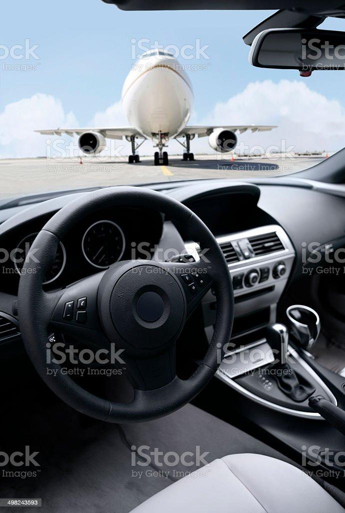 Luxury Travel stock photo