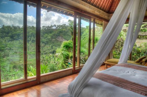 Luxury Villa with jungle view