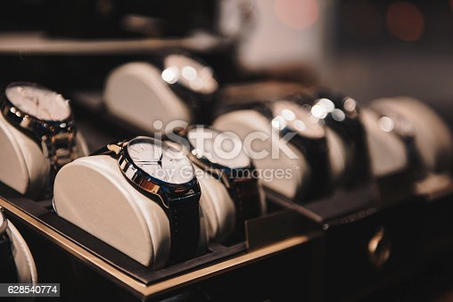 istock Luxury Watches 628540774