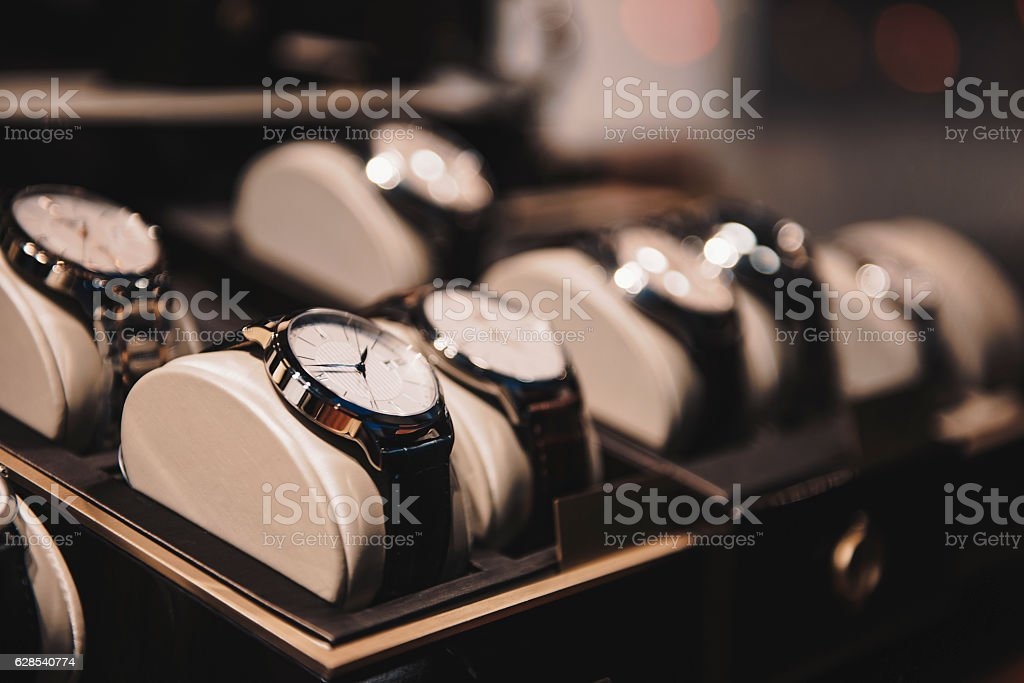 Luxury Watches stock photo