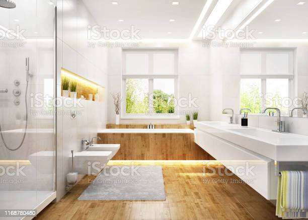 Luxury white bathroom in modern house picture id1168780480?b=1&k=6&m=1168780480&s=612x612&h=rlioiaxdxkx7n4r 9hlptg70rdxy7tue4zpjssrmvnc=