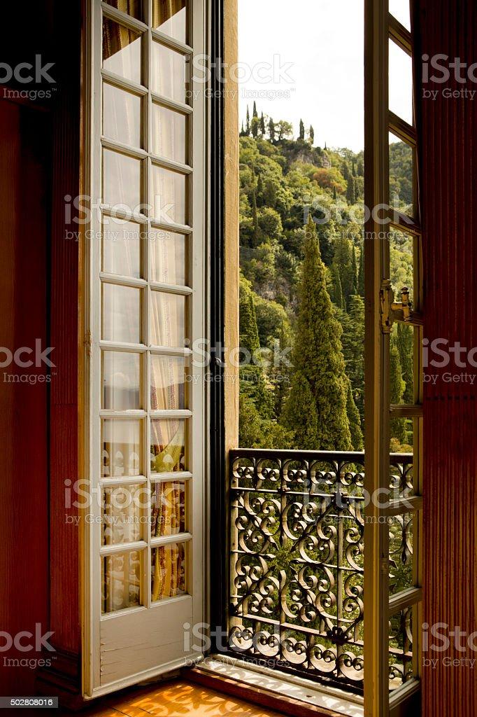 Luxury window balcony doors in Lake Como Italy royalty-free stock photo & Luxury Window Balcony Doors In Lake Como Italy Stock Photo \u0026 More ...