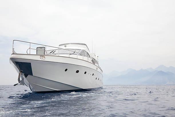 Luxury Yacht – Foto