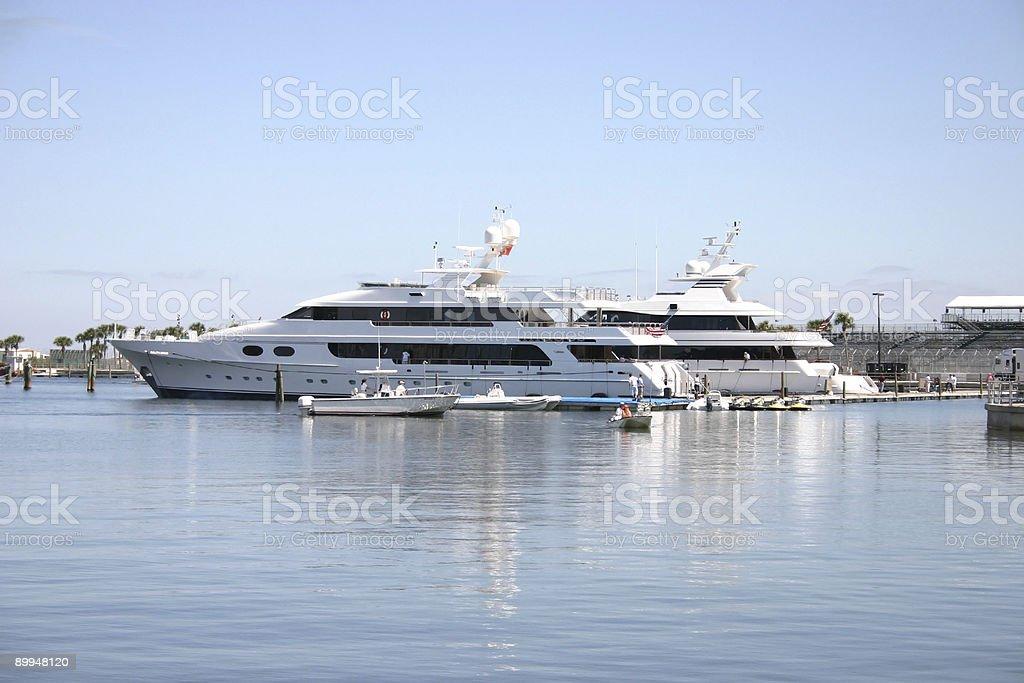 luxuryyachts01 royalty-free stock photo