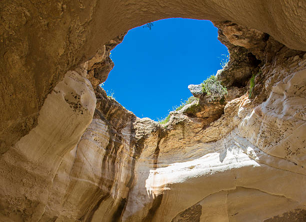 Luzit Höhlen, Israel – Foto