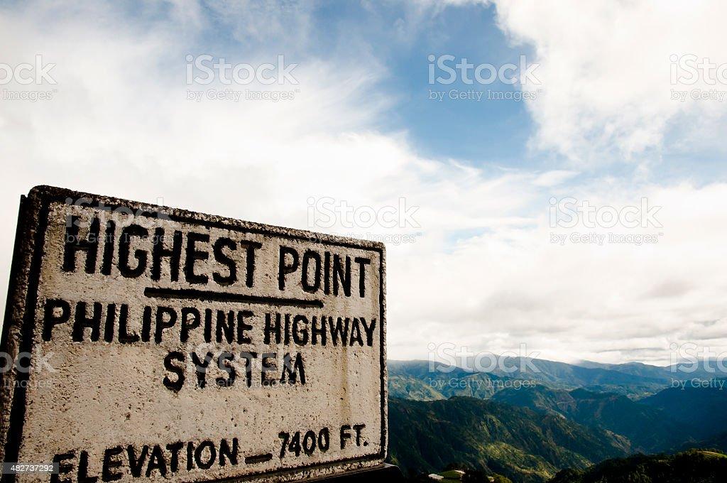 Luzon - Philippines stock photo