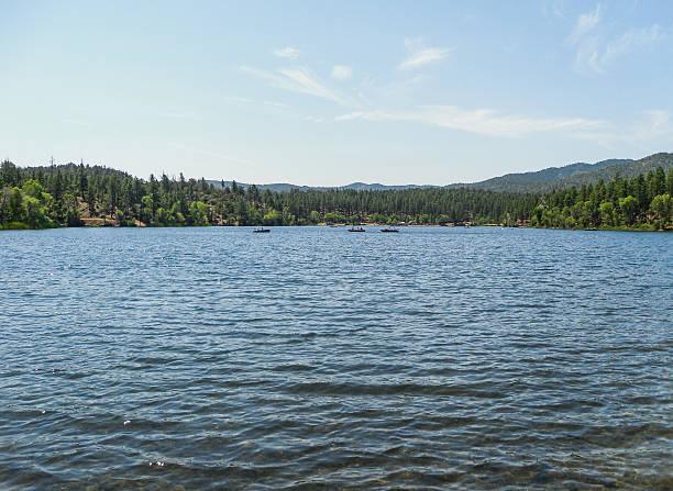 Lynx Lake stock photo