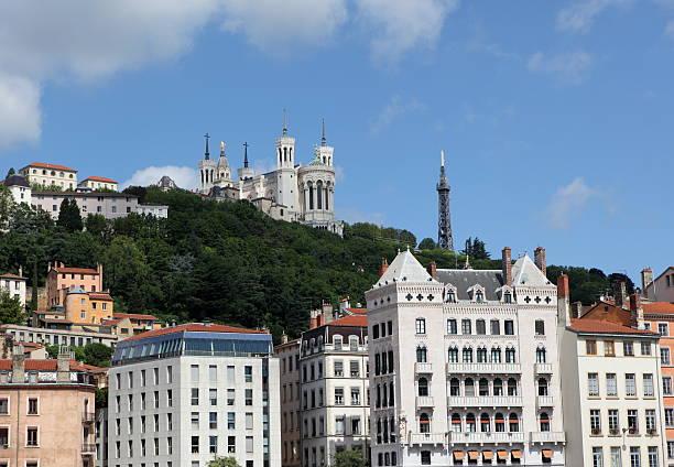 Lyon et de Fourvière Basilique, France - Photo