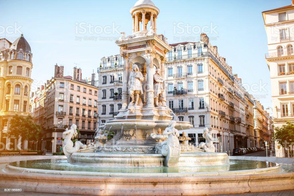 Ville de Lyon en France - Photo