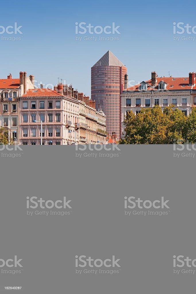 Lyon, France royalty-free stock photo