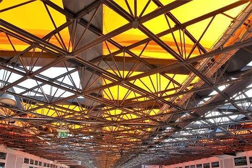 Lyon Gare De Perrache Stock Photo - Download Image Now