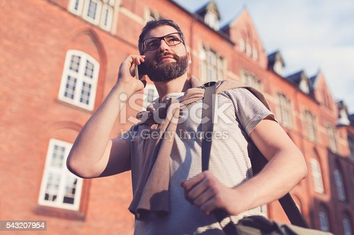 istock I'm Almost There! 543207954