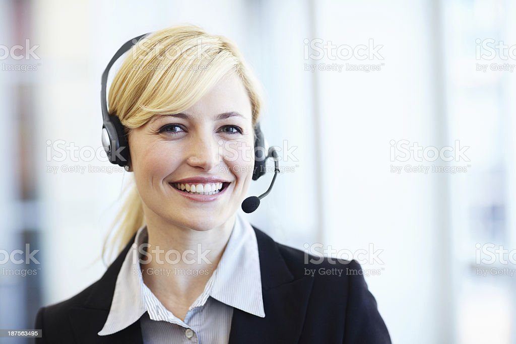 I'm always happy to help! stock photo