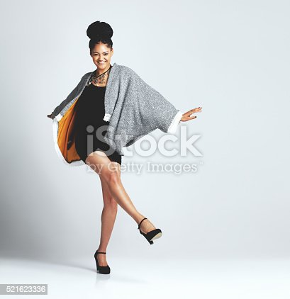 istock I'm an avid follower of fashion 521623336