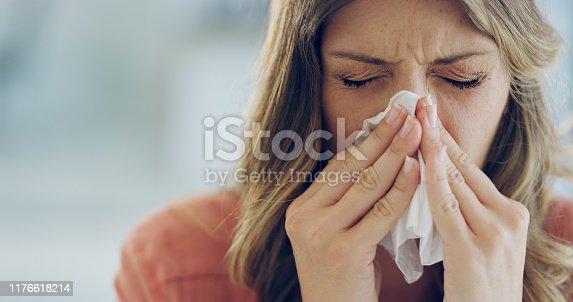 istock I'm as sick as a puppy today 1176618214