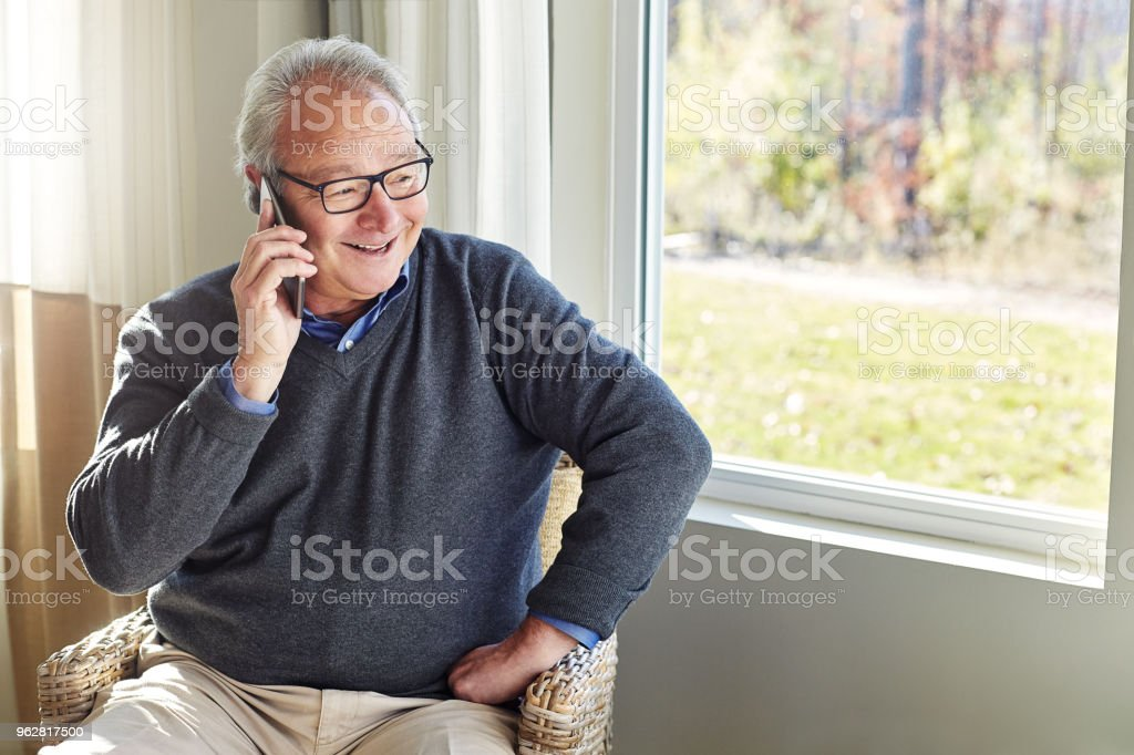 I'm at home, you're welcome to join stock photo
