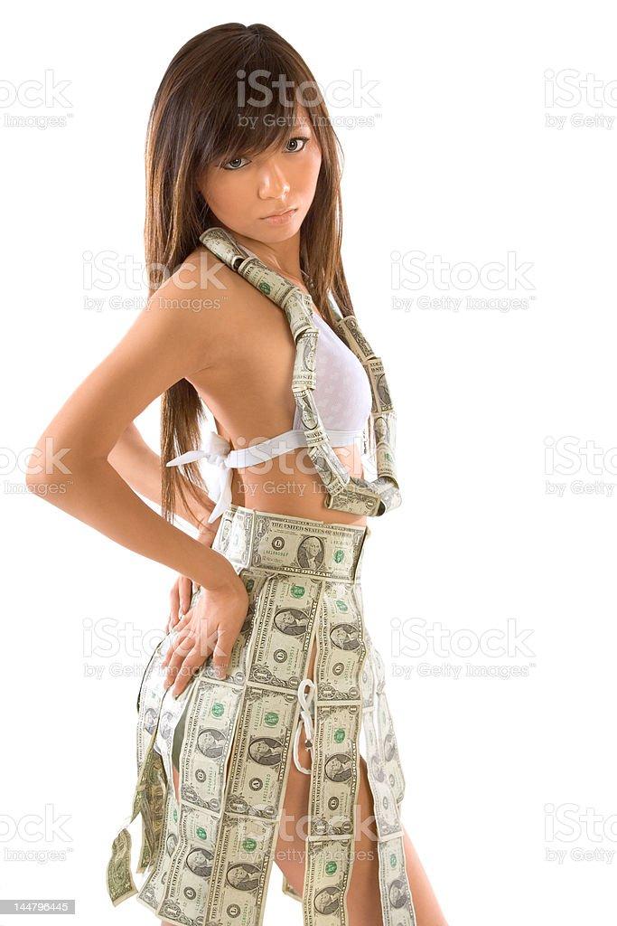 I'm bank myself! royalty-free stock photo