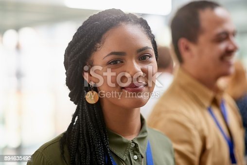 682363912istockphoto I'm content with my position 894635492