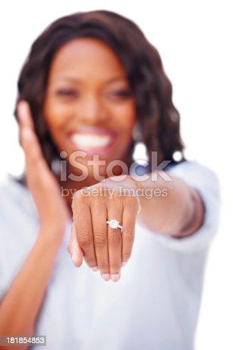 508455188 istock photo I'm engaged! 181854853
