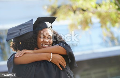 istock I'm going to miss college and you! 497260471