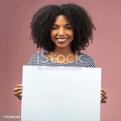 istock I'm happy to share the good news 1132384459