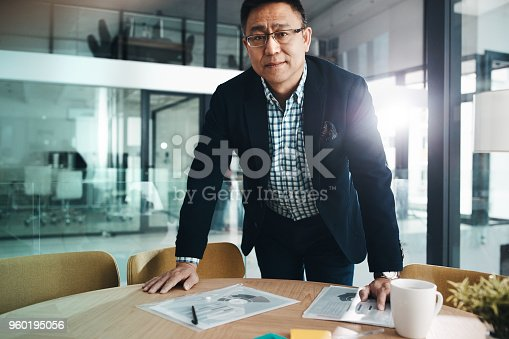 960195072 istock photo I'm here to dominate in the business game 960195056