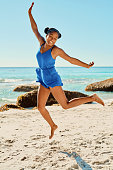 istock I'm here to have a beachy time 1205966212