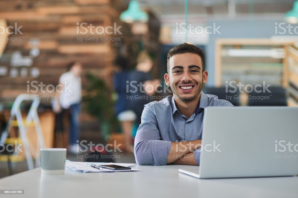 I'm here to soar with my ambitions stock photo