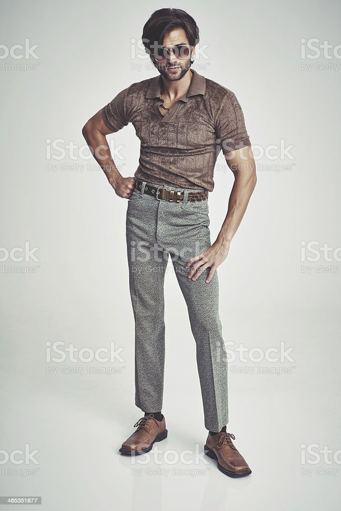 I'm kind of a big deal... stock photo