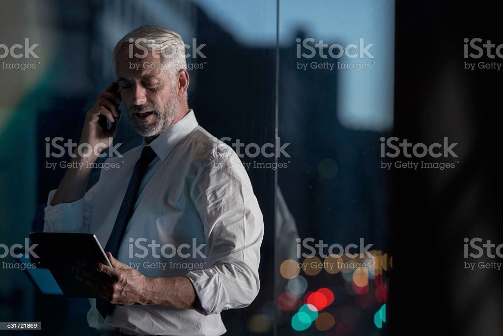 I'm looking at it right now stock photo