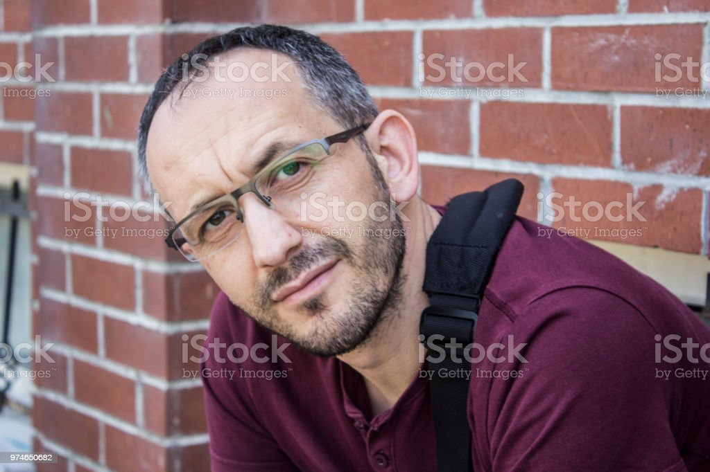 I'm looking you to speak stock photo