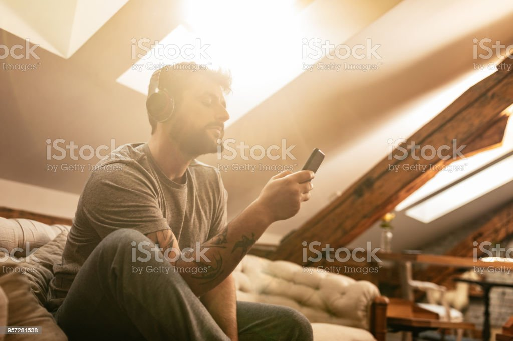 I'm on a monthly subscription stock photo