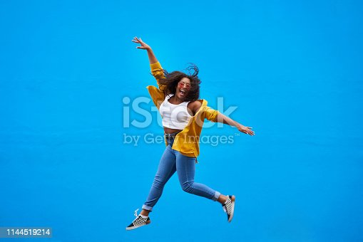 istock I'm on top of the world! 1144519214