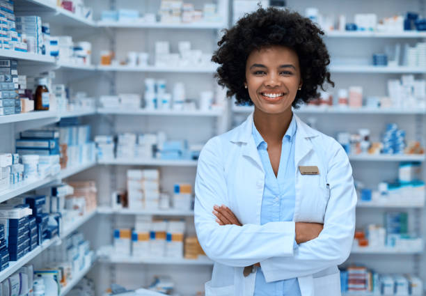 7,660 Black Pharmacist Stock Photos, Pictures & Royalty-Free Images - iStock
