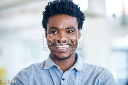 istock I'm ready for success 619518462