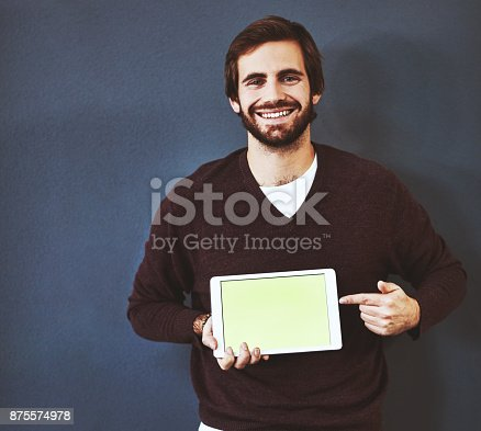 928855610istockphoto I'm so excited to share this with you 875574978