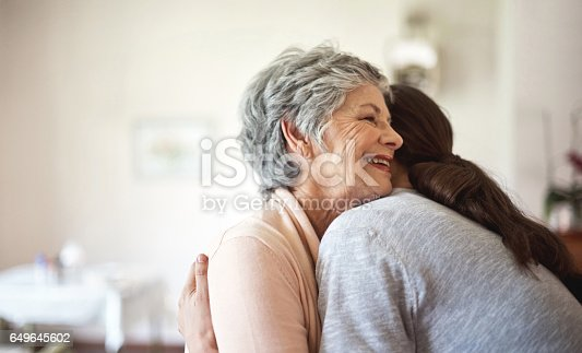 istock I'm so grateful for all that you've done for me 649645602