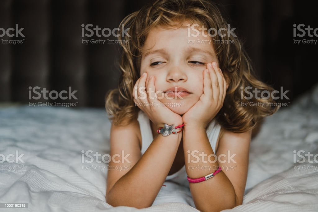 I'm so tired of being alone stock photo