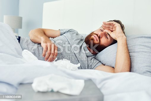 istock I'm staying in for everyone else's wellbeing 1166803498