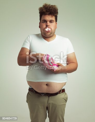 istock I'm sure there's room for one more 504654729
