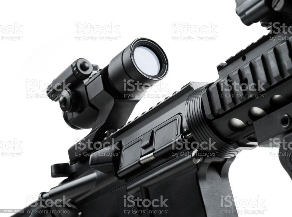 M4a1 stock photo