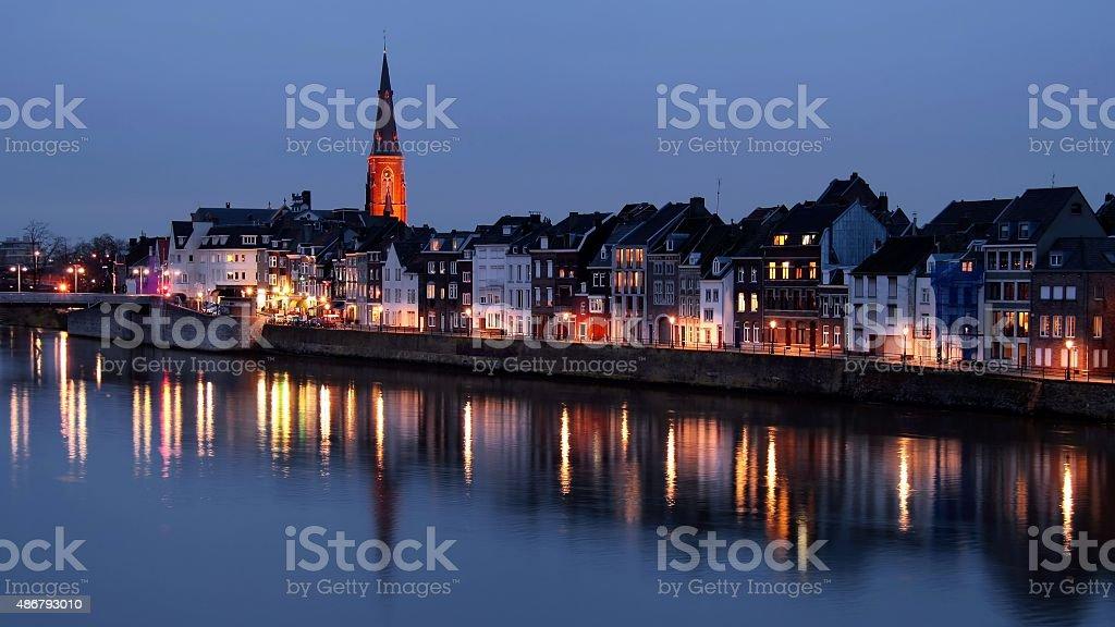 Maastricht stock photo