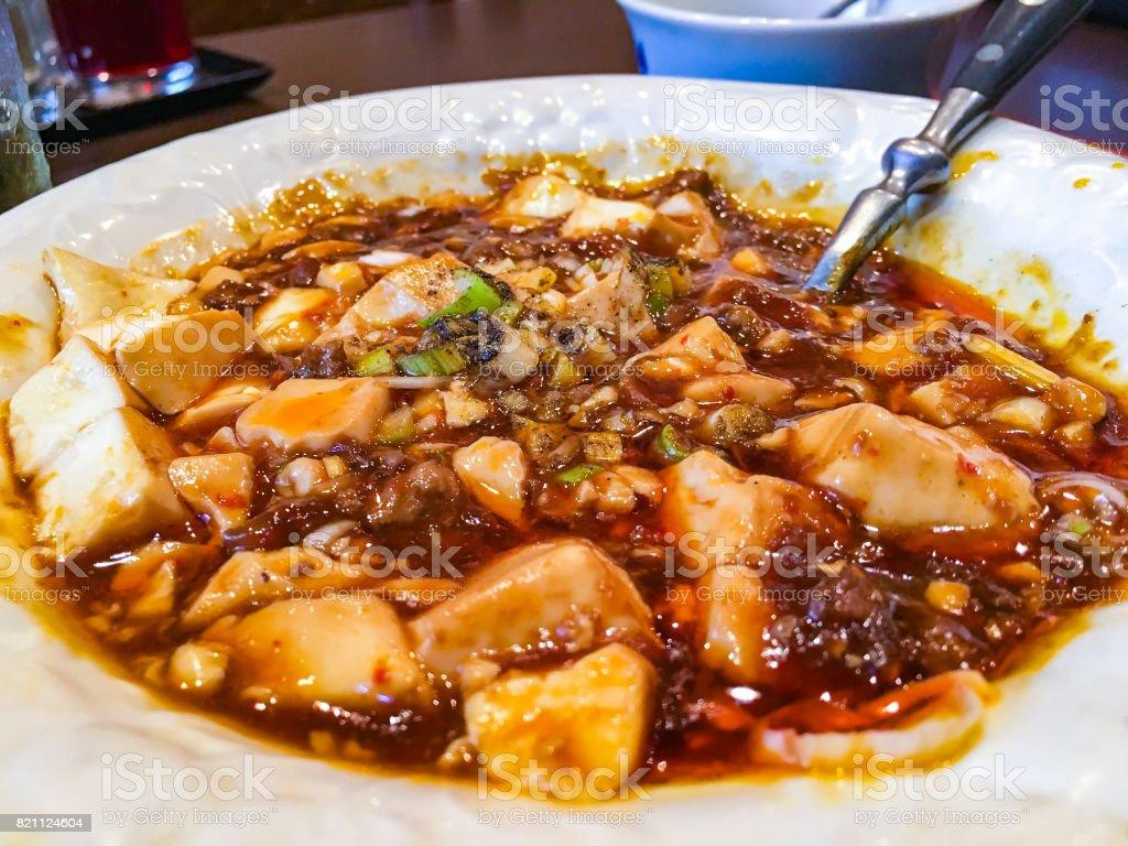 Mabe tofu