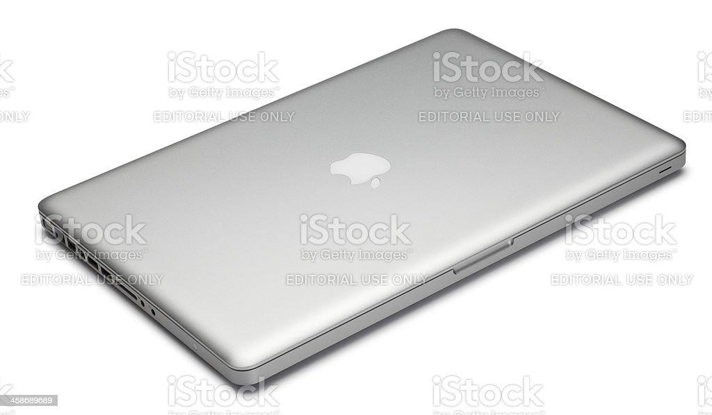 Mac Book Pro stock photo