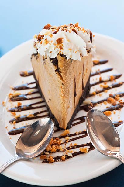 macadamia mud pie – Foto