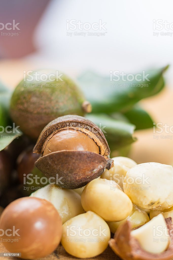 Macadamia Nuts Fat