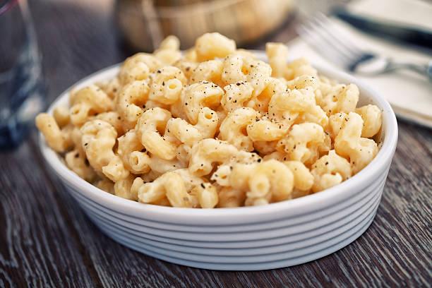 Makkaroni und Käse – Foto