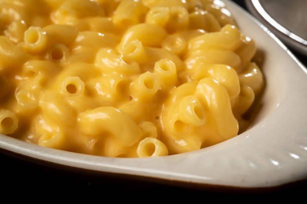 makarna ve peynir restoran gıda yakın stok fotoğrafı