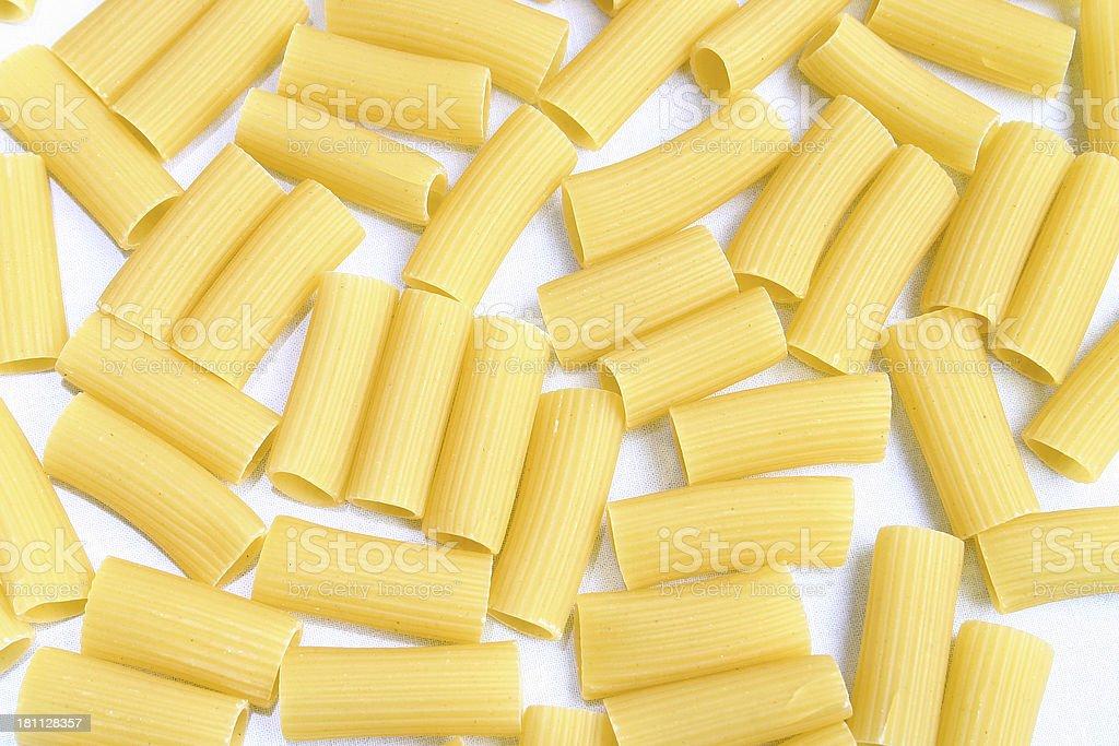 Macaroni background royalty-free stock photo